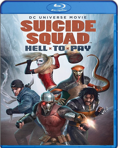 Suicide Squad: Hell to Pay [2018] [BD25] [Latino – Castellano]
