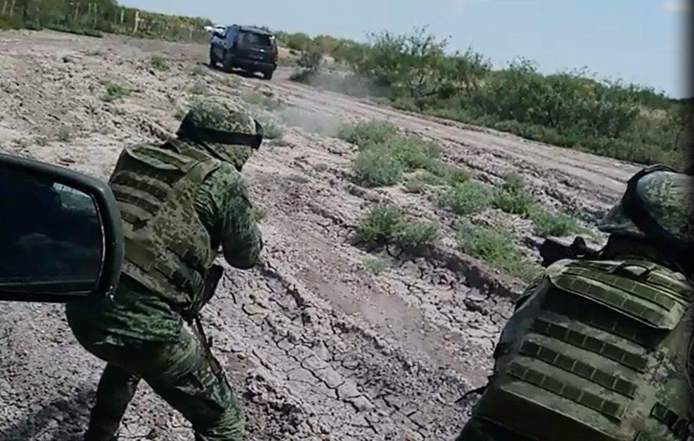 SEDENA informo que mueren más sicarios que militares durante enfrentamientos: van 153 mil 762 criminales abatidos