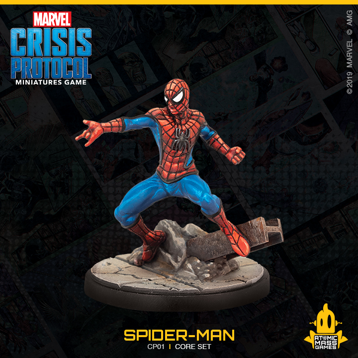 Tabletop Fix: Atomic Mass Games - New Marvel Crisis Protocol