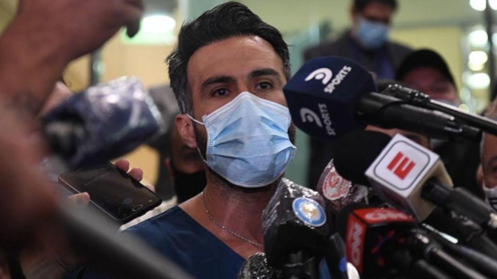 """Aseguran que Leopoldo Luque, el médico de Maradona, quería participar del """"Bailando"""""""