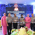 HUT Ke-64 Lalu Lintas Bhayangkara, Ditlantas Polda Kalsel Syukuran dan Potong Tumpeng