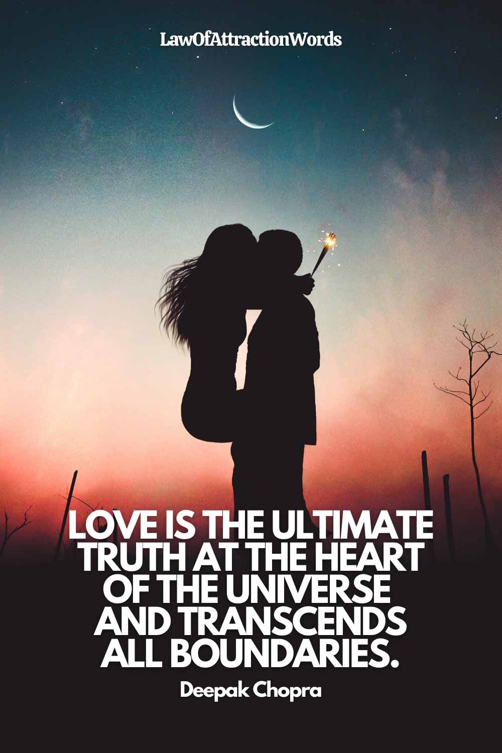 Law Of Attraction Quotes About Love and Trust