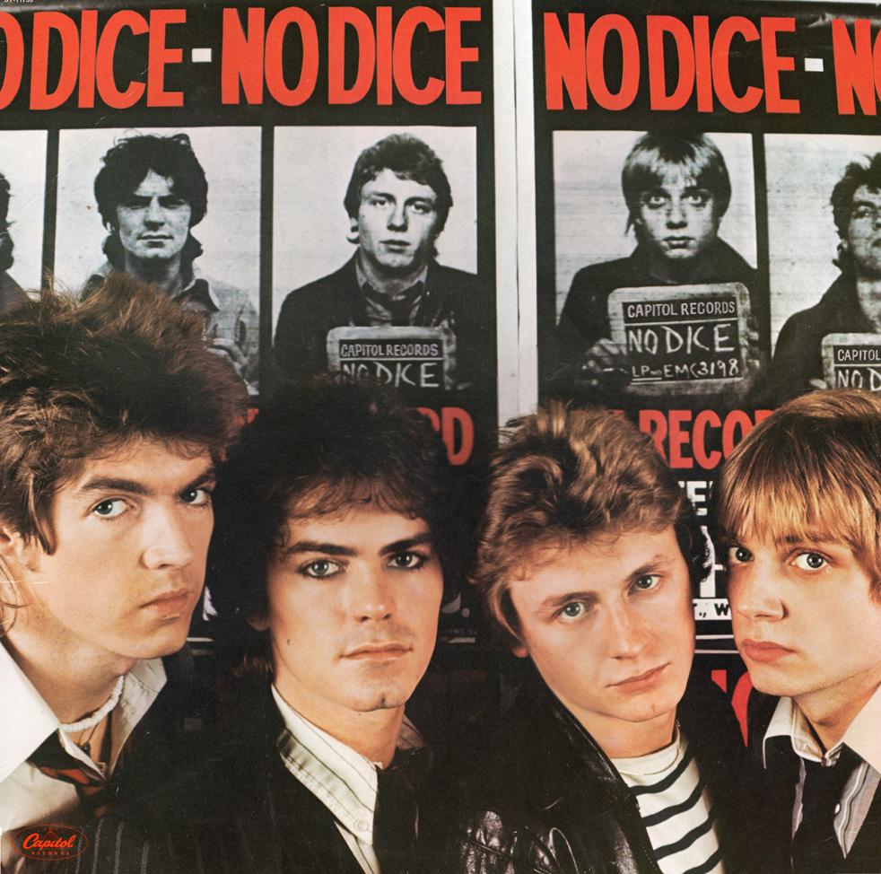 Rockasteria No Dice No Dice 1978 Uk Tough Hard N