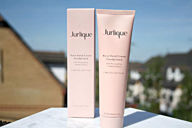 Jurlique Rose Hand Cream Handpicked Limited Edition