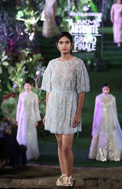 Lakme Fashion Week 2017 Anita Dongre
