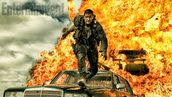 Tom Hardy en Mad Max:Fury Road