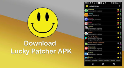 Download Apk Lucky Patcher Versi 7.0.4