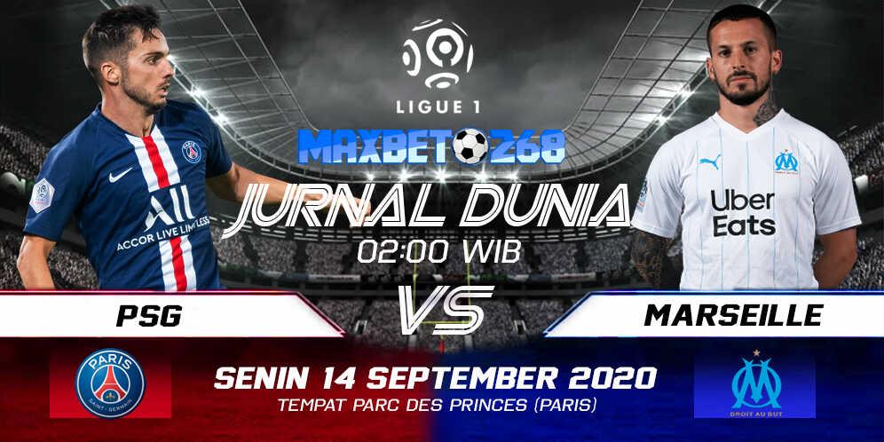 Prediksi PSG vs Marseille