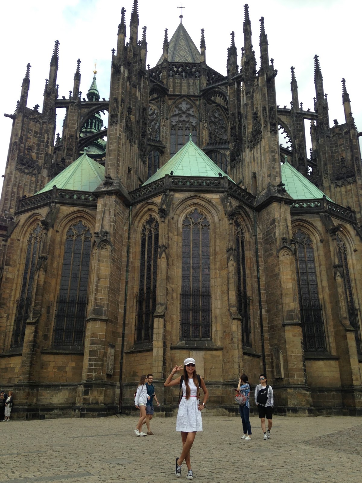 Prague, St Vitus's Cathedral