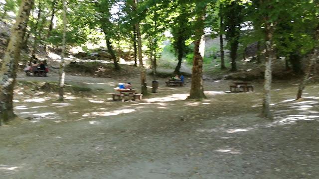 Parque de Merendas de Queimadela
