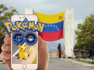 Aplicacion pokemon go venezuela descarga