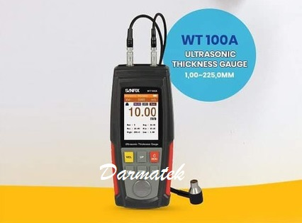 Jual Ultrasonic Thickness Gauge SANFIX WT100A model Keren