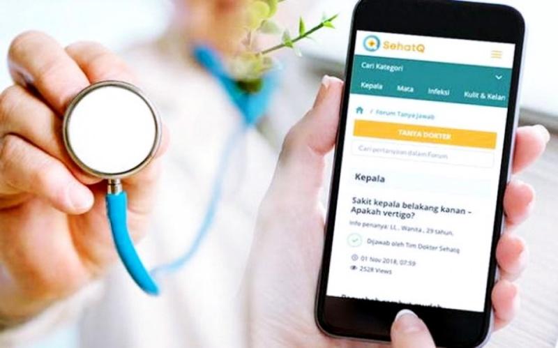 Alasan Menggunakan Layanan Telemed/Telemedicine dari SehatQ