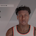 Jonathan Kuminga Cyberface and Body Model By PPP (coverted to 2k21 by bruh)