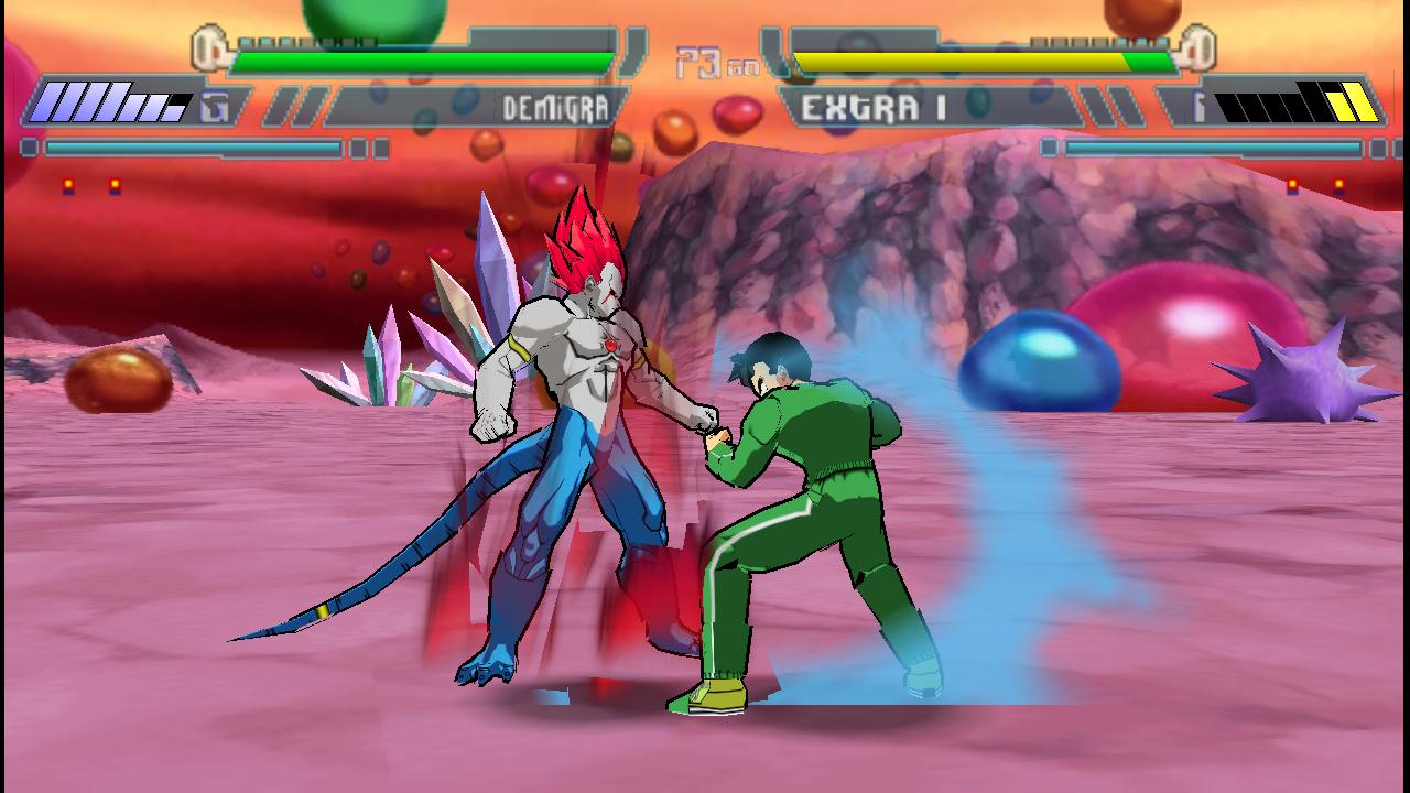 Dragon Ball Z Shin Budokai Psp Cso free download