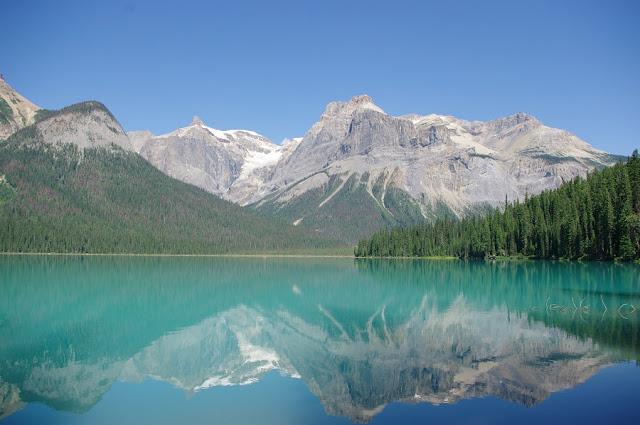 Parque Nacional Yoho no Canadá