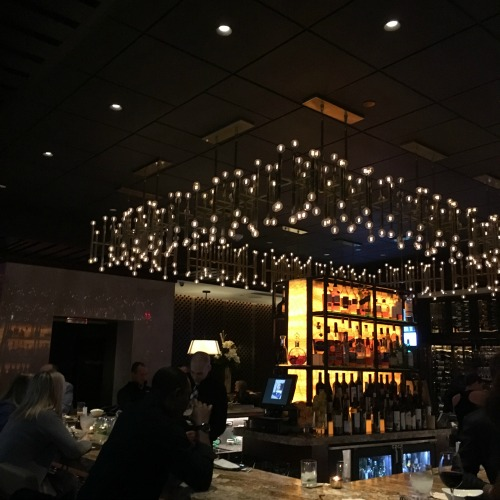 Ocean Prime Boston bar