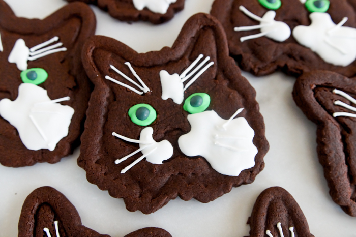 custom kitty cookie cutter