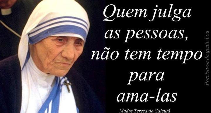 Uma Gota No Oceano Madre Teresa: Historia News Sec. 21: Madre Teresa De Calcutá