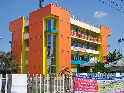 Universitas Jayabaya – Daftar Fakultas dan Program Studi
