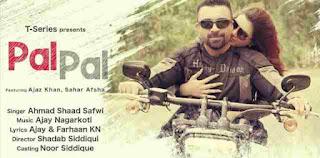 Pal Pal Lyrics by Ahmad Shaad Safwi