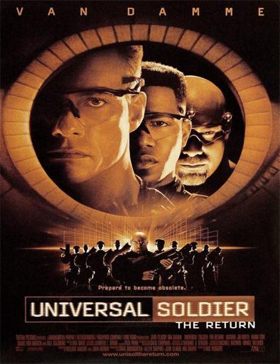 Ver Soldado universal 2: El regreso (1999) Online