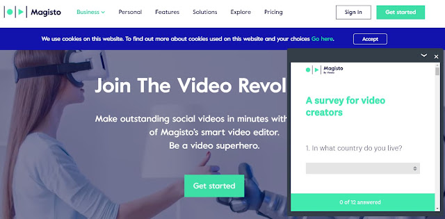 Magisto free video maker for windows