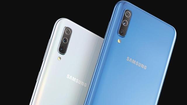 سامسونغ غالاكسي A70 S سيكون أول هاتف بكاميرا 64 ميجا بكسل