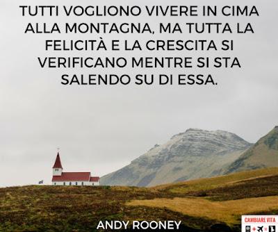 Belle citazioni di Andy Rooney