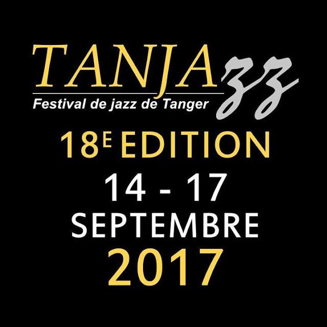 Tanjazz 2017 Morocco festival de jazz de Tanger au Maroc du 14 au 17 septembre