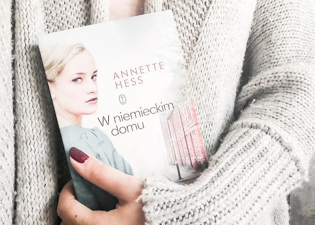 W niemieckim domu, Annette Hess