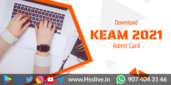 how to download keam 2021 admit card