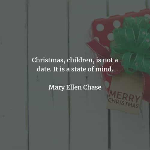 Merry Christmas quotes that inspire the spirit of love