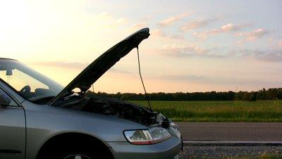 High Plains Drifter A Navy Seal Broke Down Car And Karl