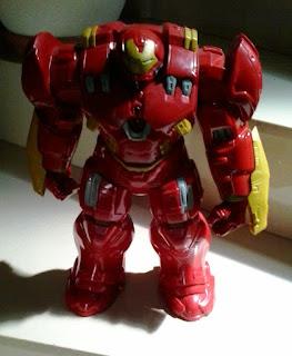 armadura grande de ironman