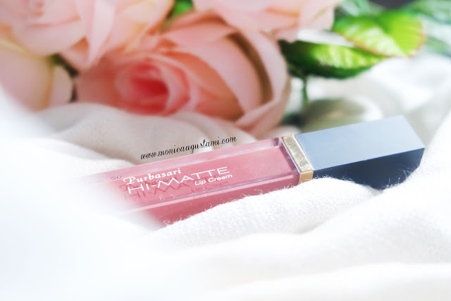 review purbasari hi-matte lip cream