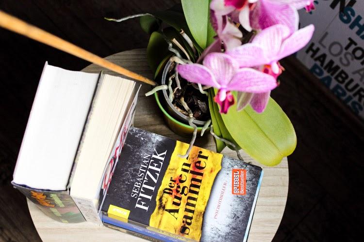 Persönlicher Bücherstapel, Bücher, Buchblogger, Blogparade, Bücherstapel