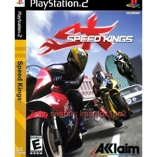 Cheat Speed Kings PS2