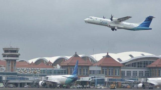 Tangkal Virus Corona, RI Akan Tutup Penerbangan ke Seluruh Cina