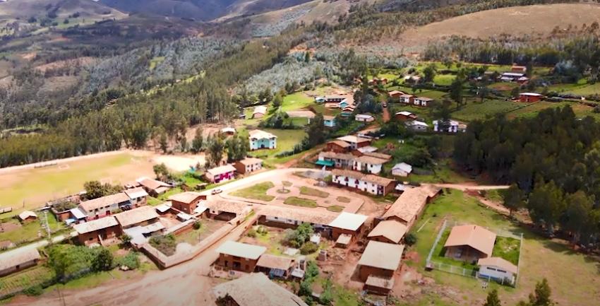 Reportaje turístico a Corralpampa - Cachachi
