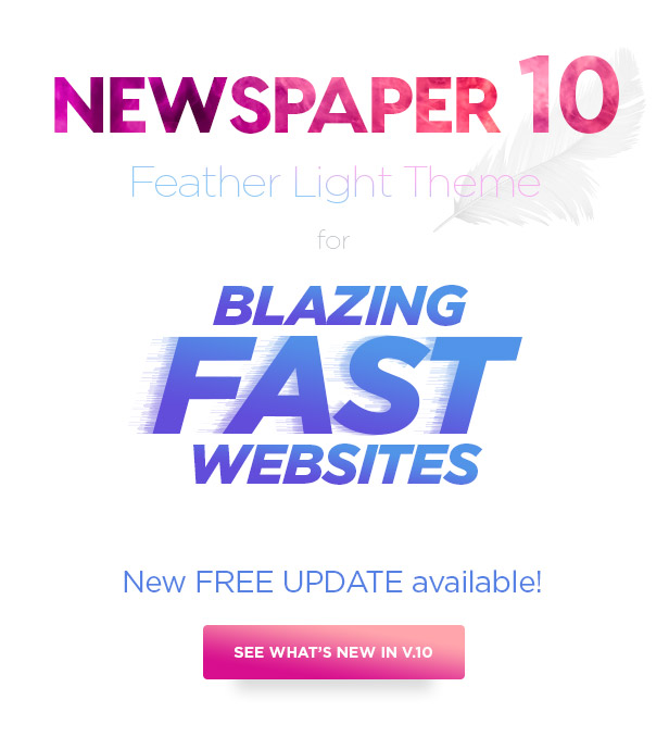 Download chia sẻ theme Newspaper 10 - Blazing fast wwebsties