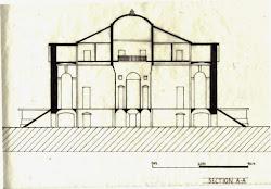 rotonda villa renaissance baroque drawings architecture portfolio
