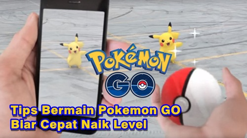 tips bermain pokemon go
