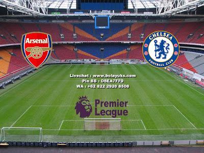 Prediksi Bola Liga Inggris Arsenal Versus Chelsea 04 Januari 2018