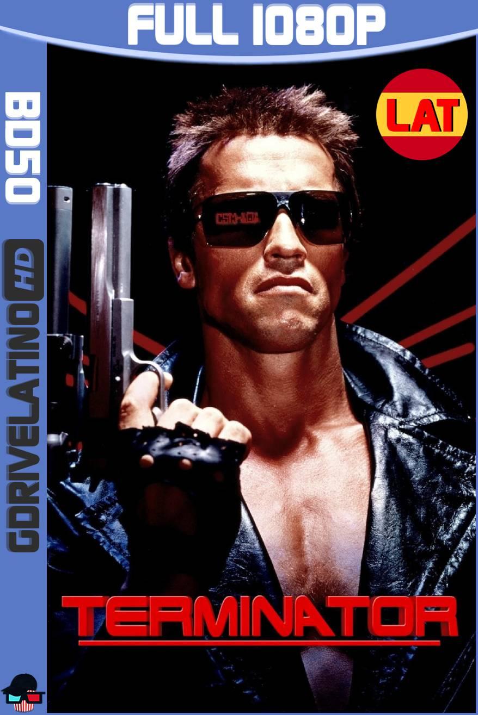 Terminator (1984) BD50 1080p Latino-Inglés ISO