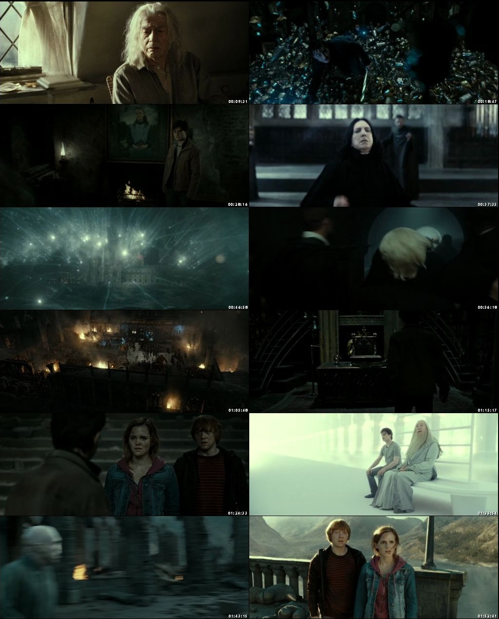 Harry Potter and the Deathly Hallows: Part 2 2011