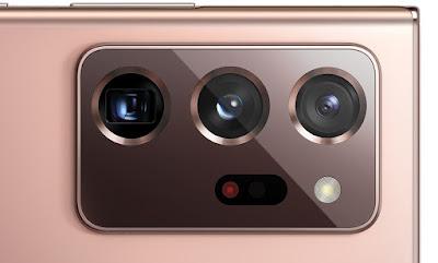 مواصفات Galaxy Note 20 Ultra سامسونغ ايفون هواتف خلوي