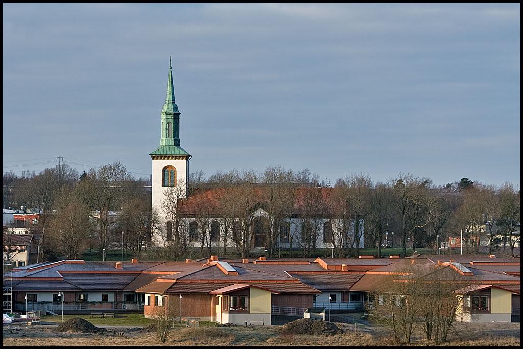 Ytterby, Vila Suécia Próximo a Vaxholm