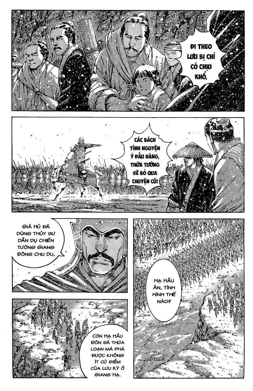 Hỏa phụng liêu nguyên Chương 388: Công tử khóc rồi [Remake] trang 3