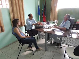 TCE-PB acompanha gestão em Baraúna e orienta sobre arrecadação tributária